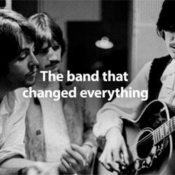 The Beatles y Apple fuman la pipa de la paz