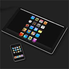 Apple registra una patente para reducir el peso del iPad
