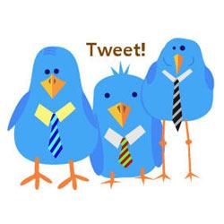 """Los consumidores confían en las empresas que """"twittean"""""""