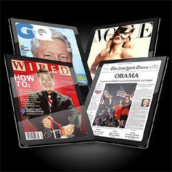 Cómo diseñar periódicos y revistas para el iPad