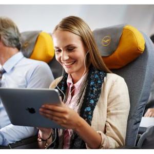 CloudStream, la página social para compartir contenidos de Lufthansa