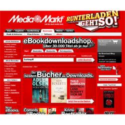 Media Markt suma los ebooks a su catálogo de productos