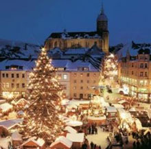 Saber vender: el encanto de mercadillos alemanes navideños