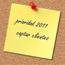 5 consejos para captar clientes en 2011