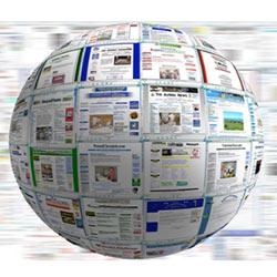 Un tercio de los estadounidenses se informa mediante prensa online