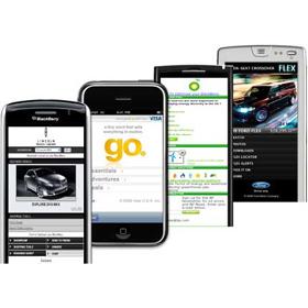 El gasto en publicidad móvil local sobrepasará los 2.000 millones de dólares en 2014