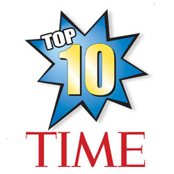 "Los Top 10 de de la revista ""Time"" en 2010"