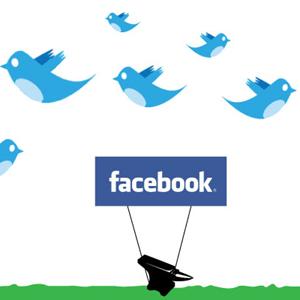 ¿Es Twitter mejor que Facebook para el marketing?