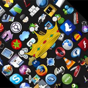 Las aplicaciones conquistan el trono de la telefonía móvil
