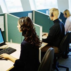 Los call centers agotan la paciencia no sólo de los clientes, sino también de los trabajadores