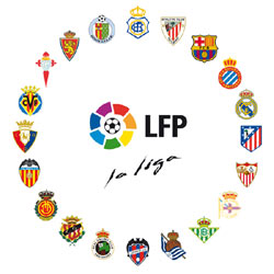 La Liga Española de Fútbol es la reina europea del merchandising