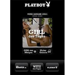 Las conejitas de Playboy llegan también a Android
