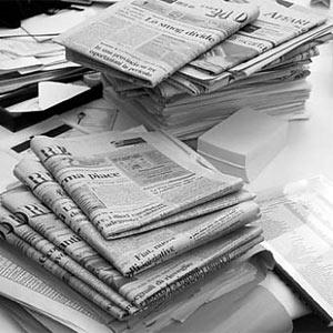 Los resultados de los diarios españoles en 2010 fueron peores de lo que se esperaba
