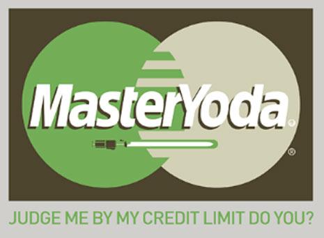 """8 logos de grandes marcas poseídos por el espíritu de """"Star Wars"""""""