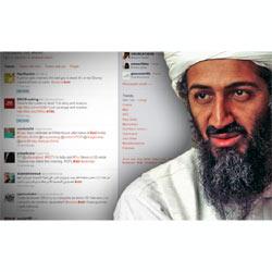 Bin Laden arrebata la corona a la boda real británica en la Web Social
