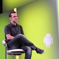 """Hugo Barra (Android): """"la nueva versión de Android estará específicamente orientada a las empresas"""""""