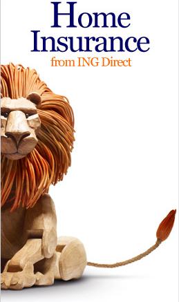 """Animación """"animal"""" en los nuevos spots de ING Direct"""