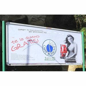 La publicidad italiana se viste tras varios años al desnudo