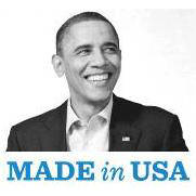 "Obama lanza a la venta merchandising ""Made in USA"""