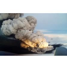 """El volcán Grímsvötn dispara las ventas en Islandia con sus """"cenizas envasadas"""""""