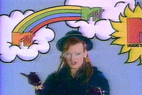 Las mejores imágenes de los 30 años de MTV