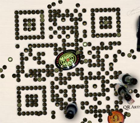 15 diseños creativos de códigos QR