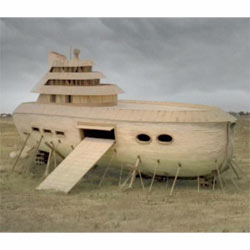 Axe emula al héroe bíblico Noé en un nuevo spot