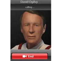 Un David Ogilvy virtual asesora a los publicistas vía iPhone