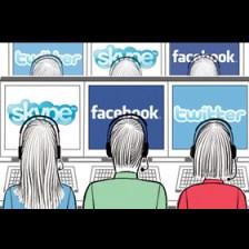 La atención al cliente junto a las redes sociales describen la fórmula del éxito