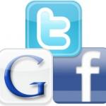 Parecidos y diferencias entre Google+, Twitter y Facebook