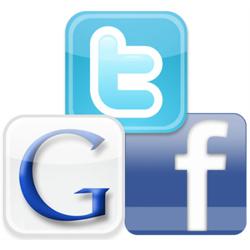 Google quiere más integración con Facebook y Twitter