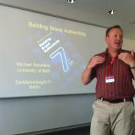 """M.Beverland (Markentag 2011): """"La autenticidad es fundamental para el éxito de una marca"""""""