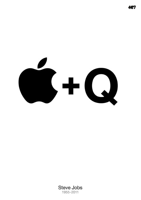 12 anuncios de agencias de publicidad que rinden homenaje a Steve Jobs
