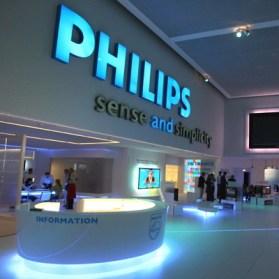 Philips recortará 4.500 puestos de trabajo tras una caída del 1,3% de sus ingresos