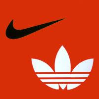 La competencia sus de Nike y Adidas a través de sus competencia anuncios | Marketing 142158