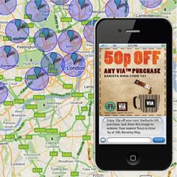 Los consumidores dan la bienvenida a los cupones basados en servicios de geolocalización