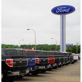 Cambios, nombramientos y más cambios en Ford