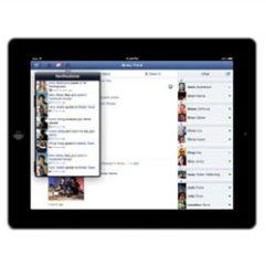 Más vale tarde que nunca: Facebook lanza por fin una aplicación para el iPad