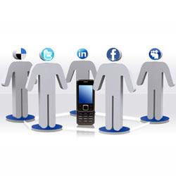 Redes sociales y smartphones: un tándem de éxito