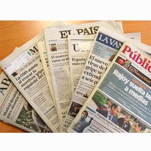crisis prensa escrita