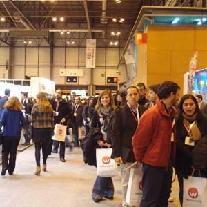 Expo Ecommerce cierra su 3ª edición con un incremento de un 19% de visitantes con respecto a 2011