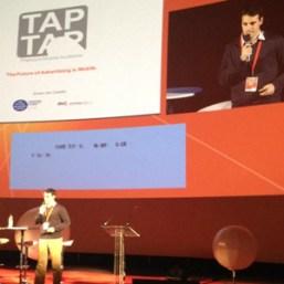 """Á. del Castillo (TAPTAP Networks) en #FOA2012: """"El análisis predictivo es el nuevo 'sex symbol' del marketing y la publicidad"""""""