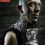 """30 ejemplos creativos de anuncios """"tatuados"""": cuando la publicidad es imborrable"""