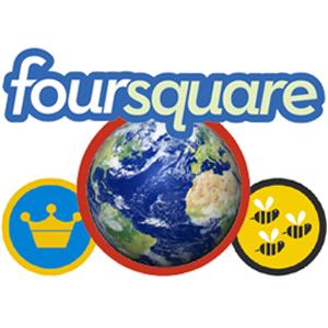 """Las marcas ahora podrán """"hablar"""" directamente con los usuarios más activos de Foursquare"""