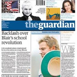 La situación de 'The Guardian' ya no parece sostenible, ¿cuánto durará el periódico?
