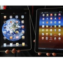 """Las tabletas de Samsung no son """"guays"""" como las de Apple, según un juez británico"""