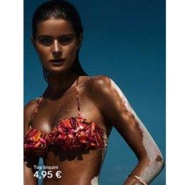 """Las modelos en bikini de H&M no """"caen bien"""" a la sociedad"""