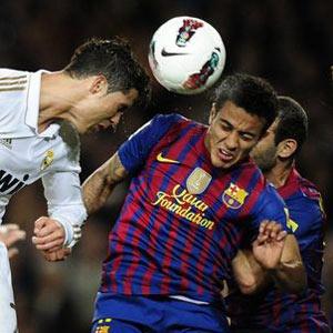 En la tele, el fútbol es sólo cosa de dos