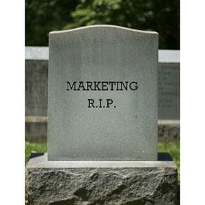 El marketing ha muerto otra vez