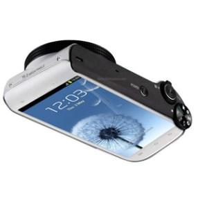 Samsung podría plantarle cara a Apple uniéndose a la moda de las cámaras inteligentes con sistema Android